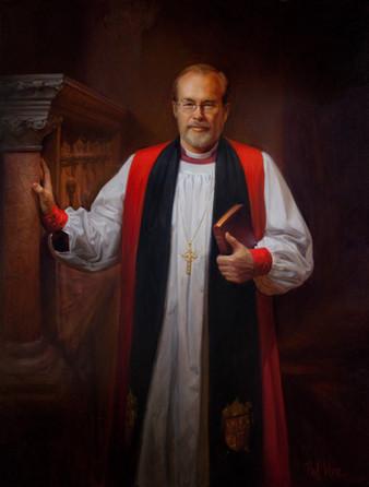 The Rt. Rev. Mark Sisk
