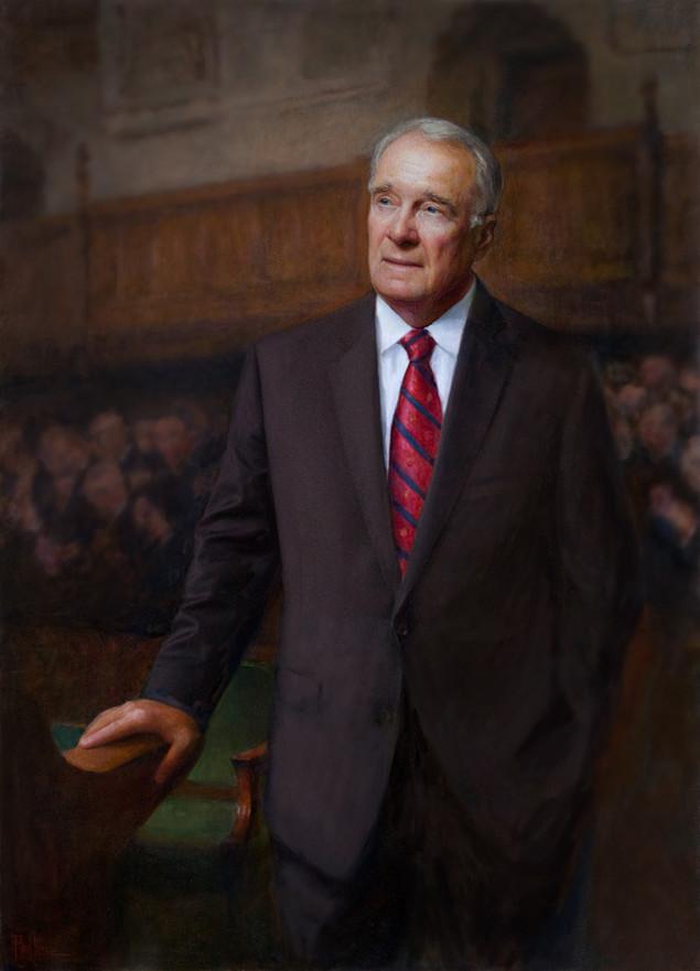 The Rt. Hon. Paul Martin
