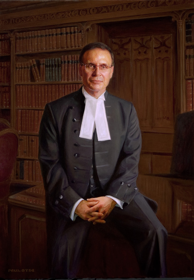 The Honourable Leo Houssakos