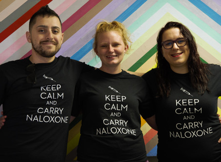 Join Health Equity Alliance on August 31 for Its Narcan Party Celebration