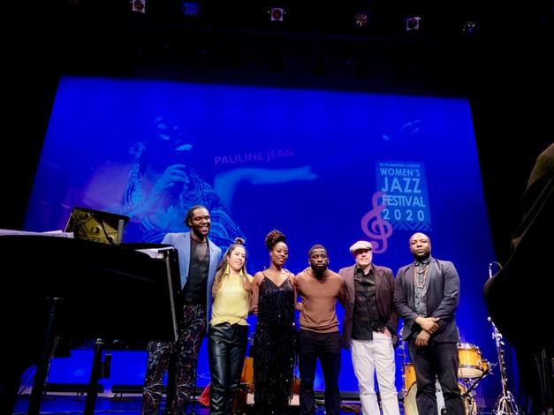 2020 Women In Jazz Festival @ The Schomberg