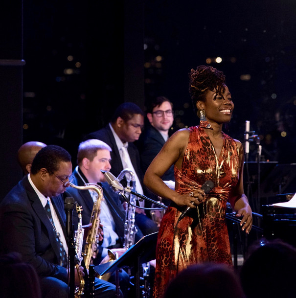 Featured artist at Dizzy's Club with Elio Villafranca - Cinque Project