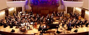 Symphony Jazz Project with Ivanov Brothers and Kazan National Symphony Orchestra (Feb. 2020)