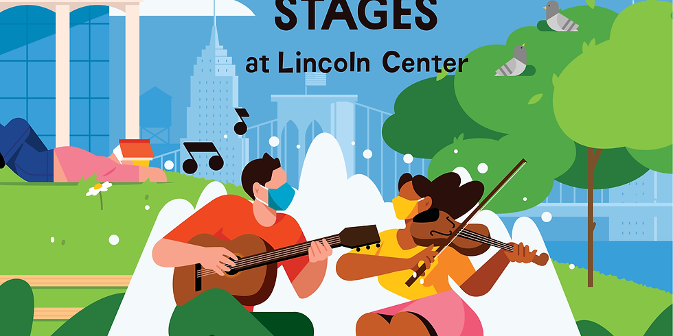 Restart Stages at Lincoln Center - Pauline Jean and Godwin Louis