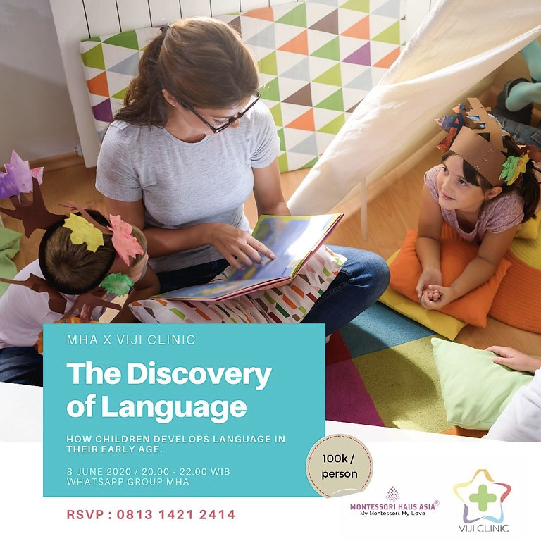 The Discovery of Language