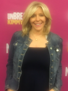 On the red carpet for screening of Unbreakable Kimmy Schmidt at the SAG Foundation