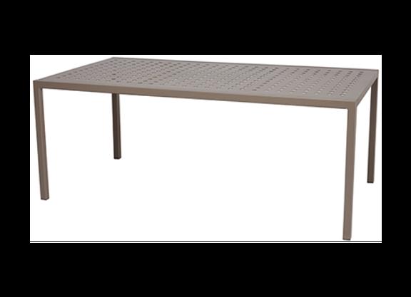 フレームダイニングテーブル(L)