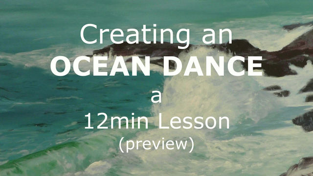 Ocean Dance Lesson Preview