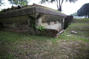 Decommissioned Bunker Singapore
