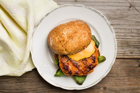 Ruokakuva | Vegeburger