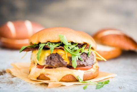 Ruokakuva | The Burger