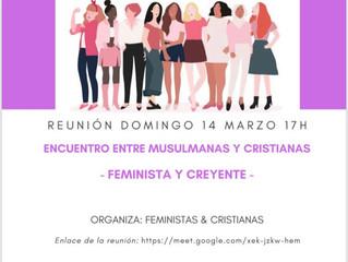 FEMINISTAS Y CREYENTES