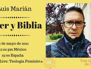 MUJER Y BIBLIA. LUIS MARIÁN