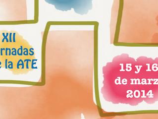 XII Jornadas de la ATE 2014