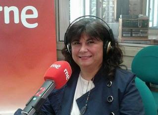 """Christina Moreira, presbítera: """"Si no quieren que las mujeres prediquen, oren, celebren los sac"""