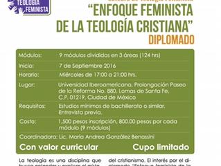 Enfoque feminista de la Teología cristiana