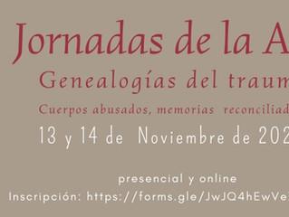 GENEALOGÍAS DEL TRAUMA: CUERPOS ABUSADOS , MEMORIAS RECONCILIADAS