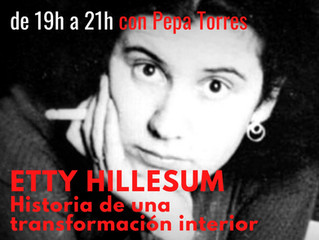 ETTY HILLESUM. HISTORIA DE UNA TRANSFORMACIÓN INTERIOR