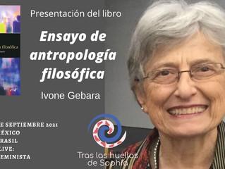 ENSAYO DE ANTROPOLOGÍA FILOSÓFICA