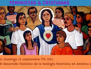 ENCUENTRO DE JÓVENES FEMINISTAS Y CRISTIANAS