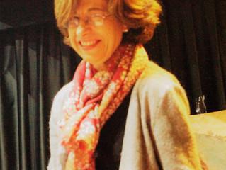 Carmen Bernabé, premio Zirgari Sariak a la Igualdad 2017