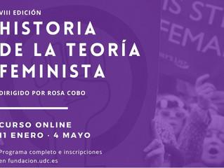 HISTORIA DE LA TEORÍA FEMINISTA