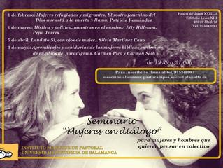 Mujeres en diálogo