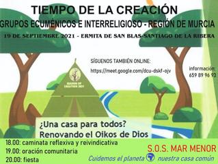 TIEMPO DE LA CREACIÓN