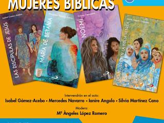 Nueva colección de libros Mujeres bíblicas editada por SAN PABLO