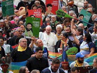 """SÍNODOS Y SINODALIDAD. DE CHRISTUS VIVIT A QUERIDA AMAZONIA"""""""