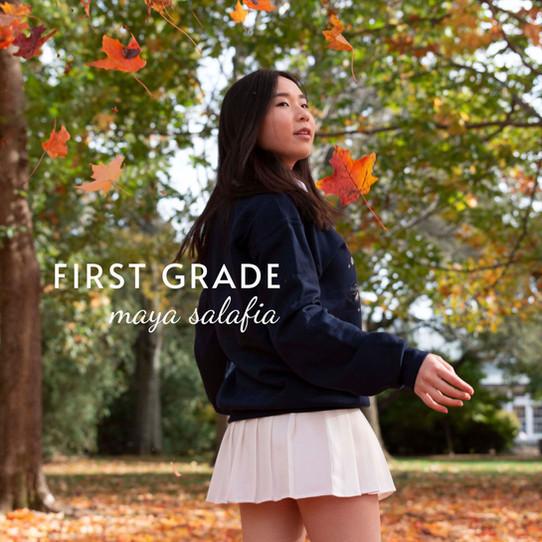 "Maya Salafia's single ""First Grade"" captures that unforgettable first love"