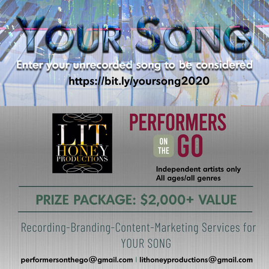 Two music businesses create artist award package to launch a new single