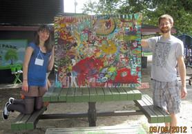 Colaborative Mural