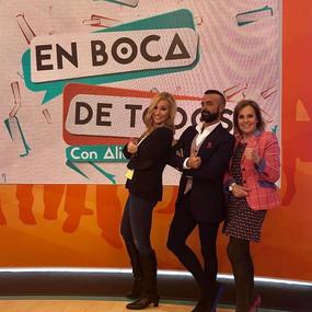 Mañanas divertidas #enbocadetodos _telem