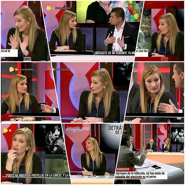 Me encantan los debates de sucesos!! Ana