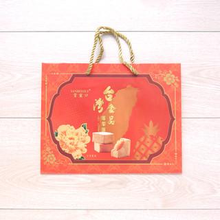 鳳梨酥手提紙袋