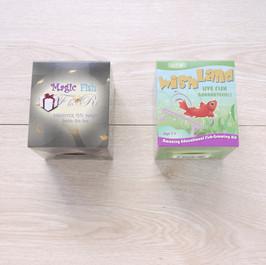 寵物魚飼料包裝盒