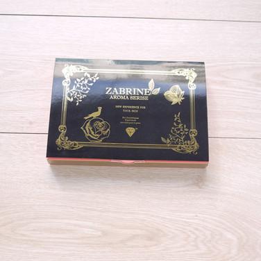 香草頂級精油護膚組禮盒
