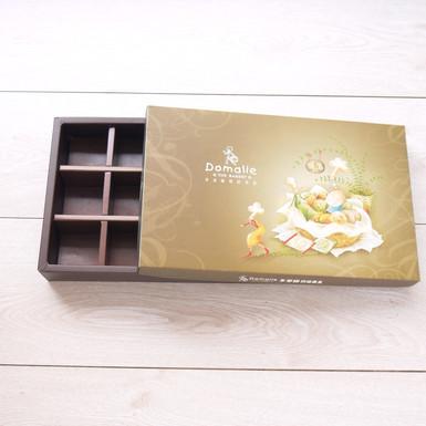 蛋黃酥+鳳梨酥+綠豆椪中秋綜合月餅禮盒