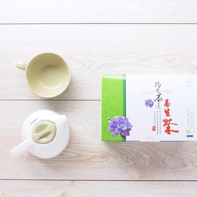 有機石蓮花養生茶包彩盒