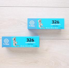 大門門鎖+錀匙組零件包裝盒