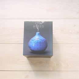 室內電子空氣清淨香氛機包裝盒