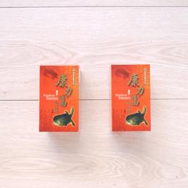 精氣養神鼈精膠囊包裝盒