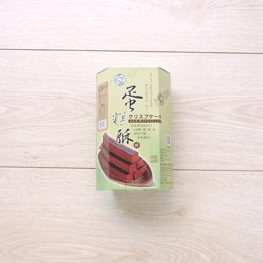 巧克力蛋糕酥條設計六角包裝盒