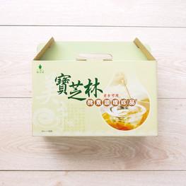 寶芝林酵素調理包食品手提盒