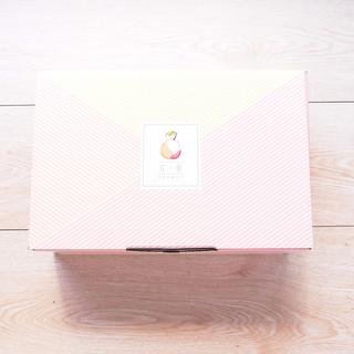 文旦禮盒-水果彩箱