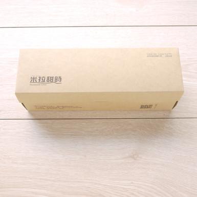 雪印檸檬+蕉糖榛果+香橙干邑+布朗尼蛋糕宅配盒
