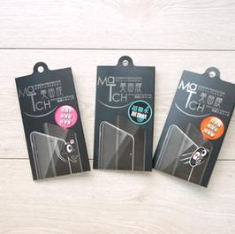 超潑水耐指紋美曲膜-手機螢幕保護貼吊盒
