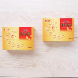 薑黃養精活氣保健膠囊彩盒