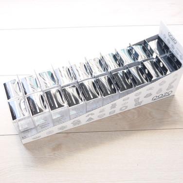 文創設計商品-小燭燈展示盒